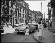 Elgin and Queen Streets, Ottawa, Ontario. Old Photos, Vintage Photos, Street Photography, Toronto, United States, Street View, Canada, History, City