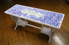 Memorial Legacy #vintagemaya #mosaic #handcraft #home decor #table top