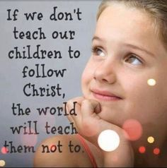AMEN!!!!! KGC I worry for my sibling (he's 3) as I had a hard time finding Christ myself. But I have faith that he will become God's child :)