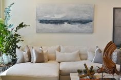 What's New Wednesday   Canvas Artwork   Classic, Serene, & Chic