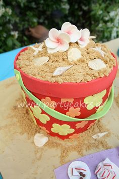 Birthday cakes for my 3 kids by Party Cakes By Samantha, via Flickr