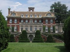Garden Facade, Old Westbury House, Old Westbury, NY