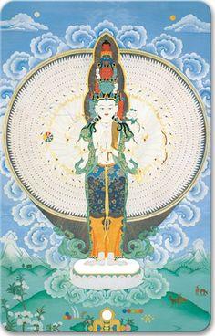 Avalokiteshvara of 1000 arms