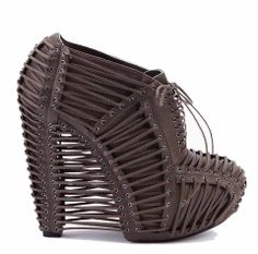 Limited Edition United Nude Iris (Taupe Nappa) A068A