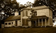 Approximately 200 deaths occurred in the place called Blackmoon Manor, in Greenfield Indiana. Most of which the deceased were buried in the backyard of the manor with gravesites and headstones still visible today.  Activity reported at the manor include disembodied voices, poltergeist activity, apparitions and being touched by the unseen.