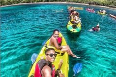 Culebra Kayak and Snorkel Adventure from Fajardo Without a doubt, the Aquafari Culebra is one of our most impressive excursions with the clearest waters, pristine beaches and a variety of sea life that will amaze you! Paddle your way along Puerto Rico's kayaking and snorkeling mecca: the world famous waters and white sand coastlines of Culebra Island.Bienvenidos! First you will check in at the Fajardo Ferry Dock and meet your host in front of theterminalto go over a few deta...