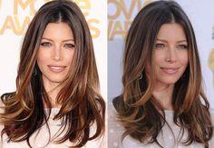 Glam4You por Nati Vozza   Beleza das Famosas: 4 cortes lindos para cabelos longos