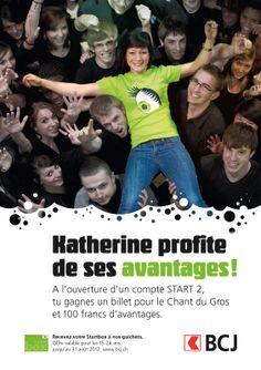 BCJ - Campagne START 2 - 2012-2013