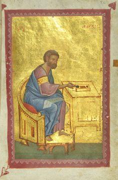 New Testament, Illuminated Manuscript, New Art, Miniatures, History, Ms, Books, Ornament, Painting