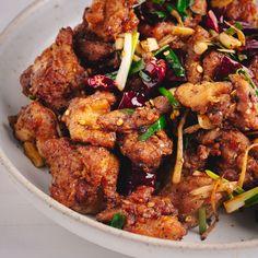 Sichuan Chilli Chicken