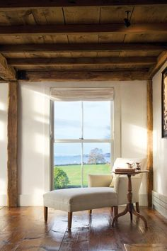Modern Furniture In Old House restoring an 18th-century farmhouse as a guesthouse | 18th century