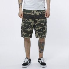 Shorts - New York Camouflage