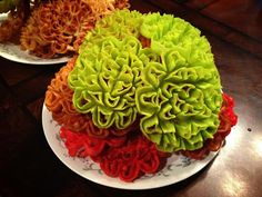 Lotus Flower Blossom Cookie Recipe   like Chinese pretzels