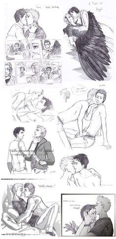 Dean x Castiel