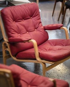 Armchairs, Danish, Furniture, Home Decor, Wing Chairs, Couches, Decoration Home, Room Decor, Danish Pastries