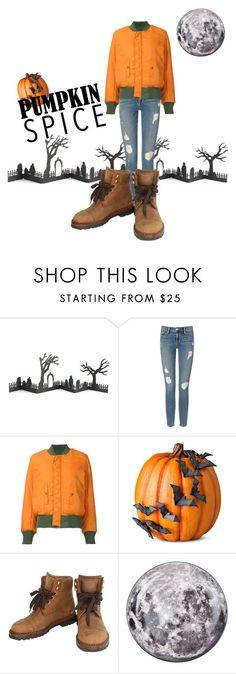 """""""Untitled #48"""" by numomo ❤ liked on Polyvore featuring Crate and Barrel, Frame Denim, Alyx, Improvements, Chanel and Seletti"""