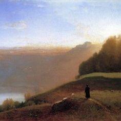 George Inness - Lake Nemi