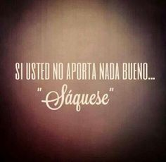 Usted.