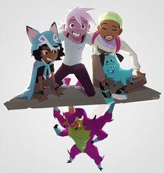 Cartoon Video Games, Cartoon Shows, Fanart, Sheridan Animation, Good Cartoons, Storyboard Artist, Animation Series, Disney Drawings, Disney Movies