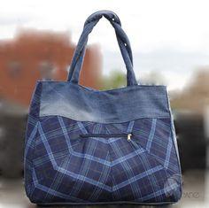 Recycled Umbrella bag