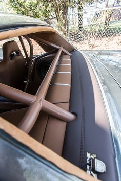 66 Mustang Coupe Interior is complete - JNG CreationsJNG Creations