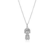 #lesetoilesdelily #jewels #necklace #mylittlezodiac #zodiac #august #september #virgo #silver #fashion #kids #bijoux #collier #zodiaque #aout #septembre #vierge #argent #mode #enfant #marseille