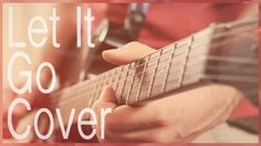 Let It Go Cover - Frozen (Idina Menzel) | Jake Weber Cover |
