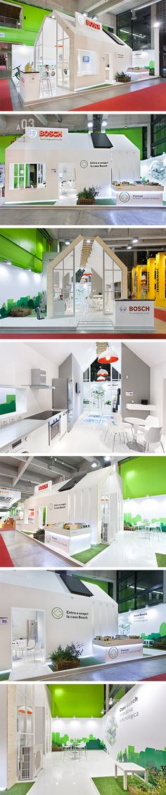 Bosch // Klimahouse on Behance