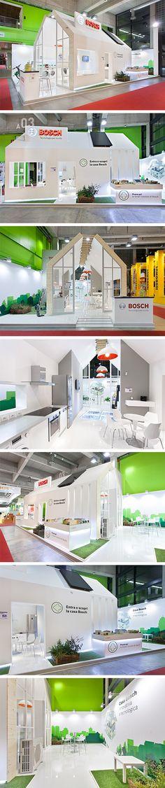 Bosch // Klimahouse on Behance