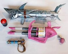 Jinx league of legends guns - Google Search