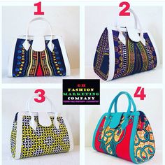 Jolis sacs en waxprint ~African fashion, Ankara, kitenge, African women dresses, African prints, Braids, Nigerian wedding, Ghanaian fashion, African wedding ~DKK