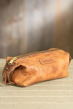 55a6692cebdf Americana Large Leather Travel Kit