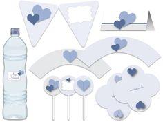 Blog da Tuty: Monte sua festa - Bodas de papel