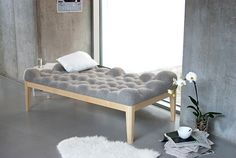 Like Sleeping On A Cloud: Kulle Daybed