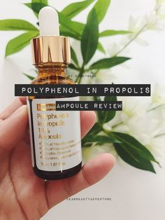 By Wishtrend polyphenol in propolis review Things To Think About, Things To Come, Salicylic Acid Acne, Glowy Skin, Day Makeup, How To Treat Acne, Beauty Review, Vitamins And Minerals