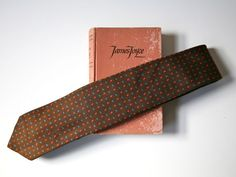 Liberty of London Neck Tie &  The Portable by PomegranateVintage, $61.99