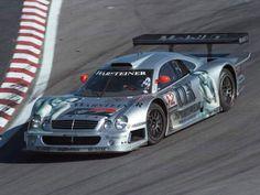 1997 Mercedes CLK GTR - Racing