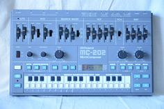 MATRIXSYNTH: Roland MC-202 MicroComposer SN 316000