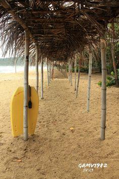 Playa larga, Edo. Vargas, Venezuela