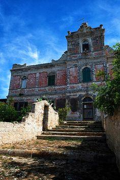Pianosa - Villa dell'Agronomo | Flickr - Photo Sharing!