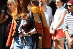 proenzachanel Via the man Repeller Fiona Green, Assistant Fashion Editor at Flare Magazine in Toronto Christian Dior, Your Style, Style Me, Tommy Ton, Cute Jackets, Style Snaps, Facon, Chanel Boy, Fashion Editor