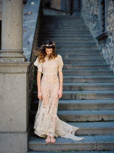 Melinda Rose design - Accessoires de mariée - Photo : Erich McVey - La mariée aux pieds nus   la mariee aux pieds nus