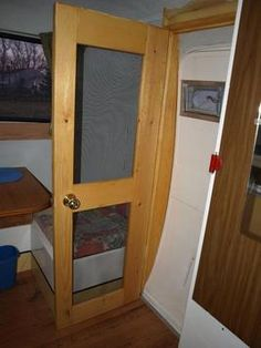 Boler Screen Door Plans