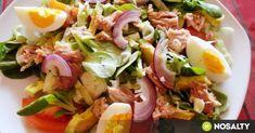 Kitűnő, gyorsan, egyszerűen összeállítható színes, értékes tápanyagokban gazdag vacsoraalternatívák a tonhalsalátavariációk. Nektek melyik tetszik legjobban? Fish Recipes, Salad Recipes, Healthy Recipes, Clean Eating, Healthy Eating, Avocado, Good Food, Yummy Food, Hungarian Recipes