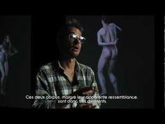 Figure Studies by David Michalek au Laboratoire - Un film réalisé par Revolving Prod.mov