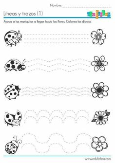 Crafts,Actvities and Worksheets for Preschool,Toddler and Kindergarten.Lots of worksheets and coloring pages. Preschool Writing, Preschool Learning, Writing Activities, Preschool Activities, Family Activities, Tracing Worksheets, Kindergarten Worksheets, Worksheets For Kids, Pre Writing