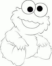 Image Result For Baby Cookie Monster Malvorlagen Tiere Kostenlose Ausmalbilder Sternen Mobile