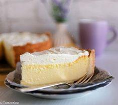 Cremiger Käsekuchen mit Vanillemousse | Tortentine