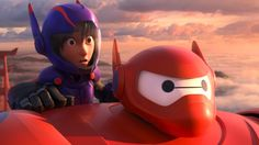 21. Big Hero 6 (2014) | The Definitive Ranking Of Walt Disney Animation Studios Films