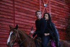 Christopher Chance & Ilsa Pucci (Series only - Human Target) Human Target, Pucci, Riding Helmets, Haha, Fandoms, Couples, Cute, Animals, Animales